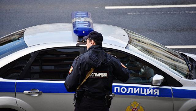 Около администрации Камчатки задержали мужчину, предположительно, с обрезом