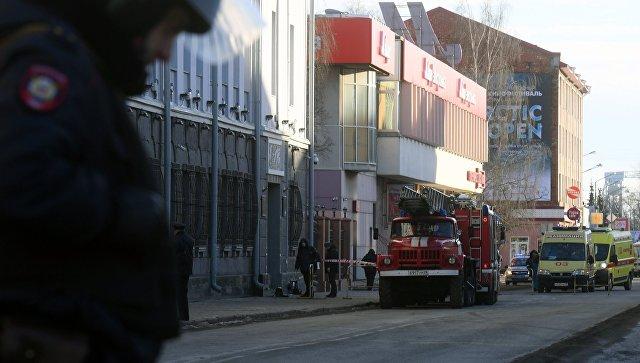 В Архангельске рассказали о состоянии пострадавшего при взрыве в здании ФСБ