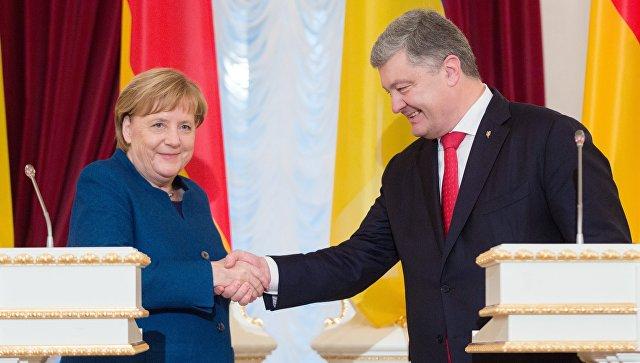 Меркель одобрила повышение цен на энергоносители для населения Украины