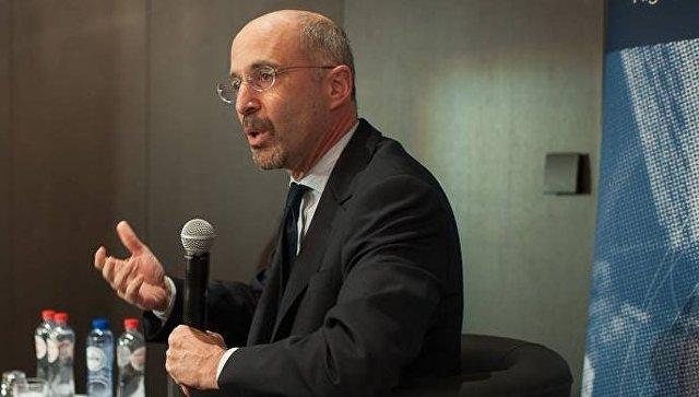 Глава Международной кризисной группы Роберт Малли. Архивное фото