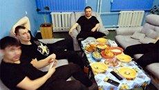 Вячеслав Цеповяз в колонии