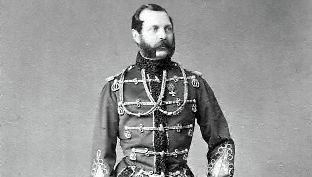 Российскому послу во Франции торжественно передали реликвии Александра II