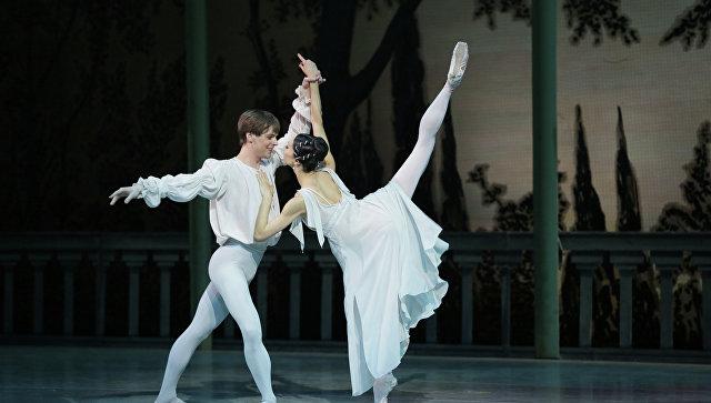 Балерина Диана Вишнева впервые проведет открытый мастер-класс