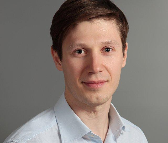 Директор департамента закупок ГК А101 Георгий Криницын