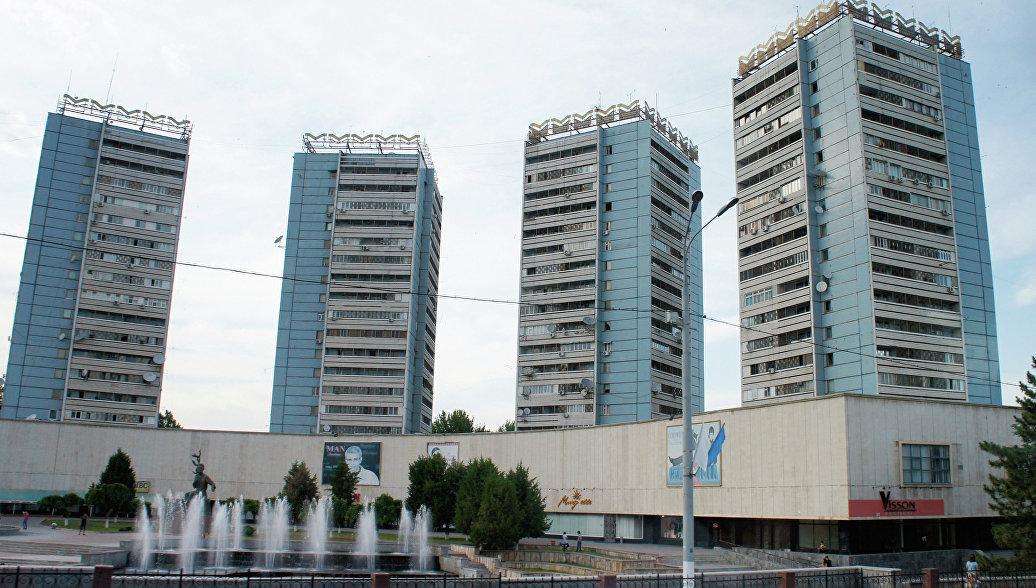 Города мира. Ташкент. Архивное фото.
