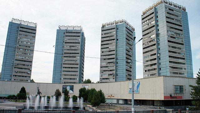 Города мира. Ташкент. Архивное фото