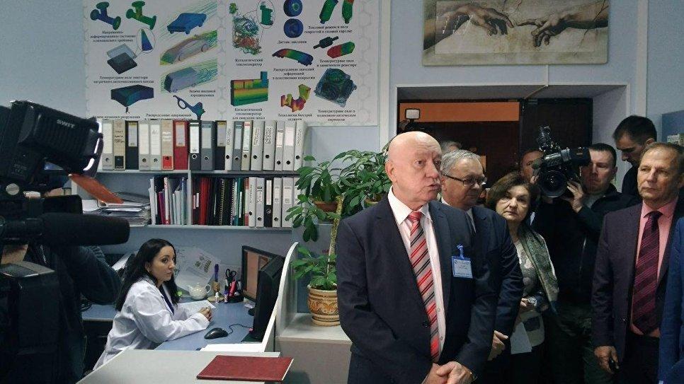 Из лаборатории в клинику: в Саратове апробируют новую систему для хирургов [3]