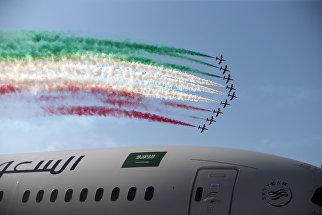 На международном авиасалоне в Бахрейне
