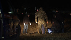 Женщина подорвала себя у КПП в Старопромысловском районе Грозного. 17.11.2018