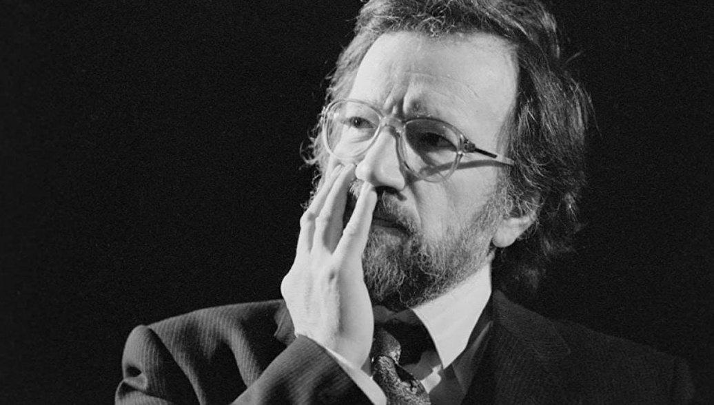 Художественный руководитель государственного театра Суббота Юрий Смирнов-Несвицкий. Архивное фото