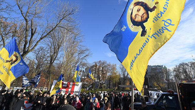 Вцентре украинской столицы  напали наиностранного репортера