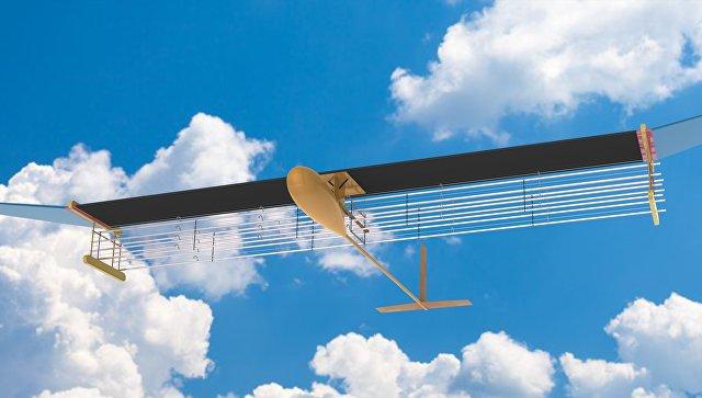 Картинки по запросу фото самолёт с ионным двигателем
