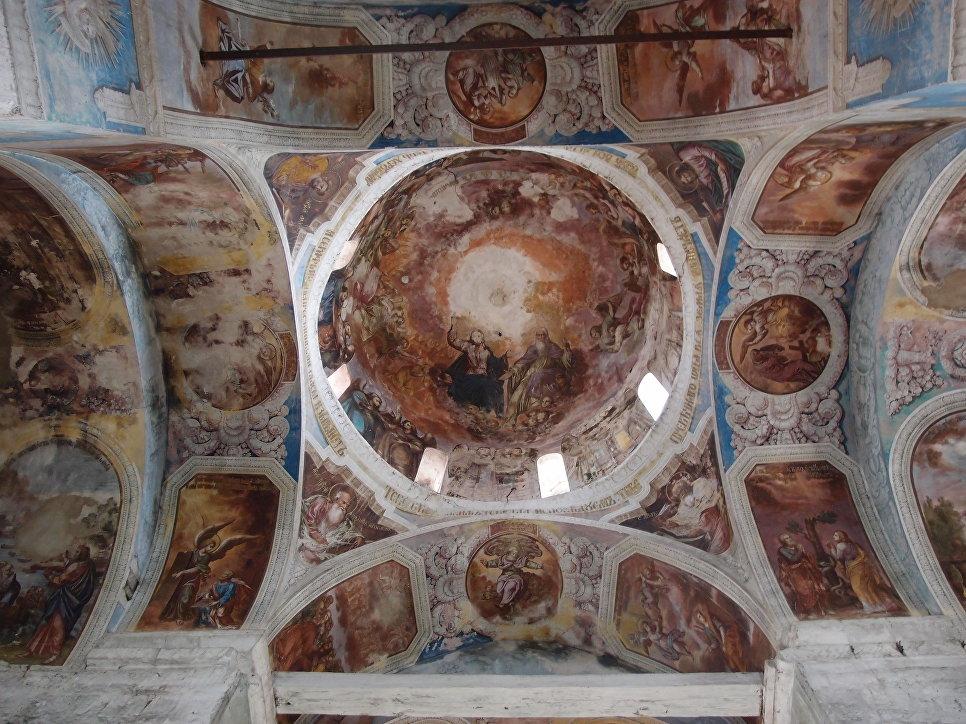 Росписи Георгиевского собора