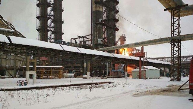 В Башкирии рассказали о состоянии пострадавших при пожаре на заводе