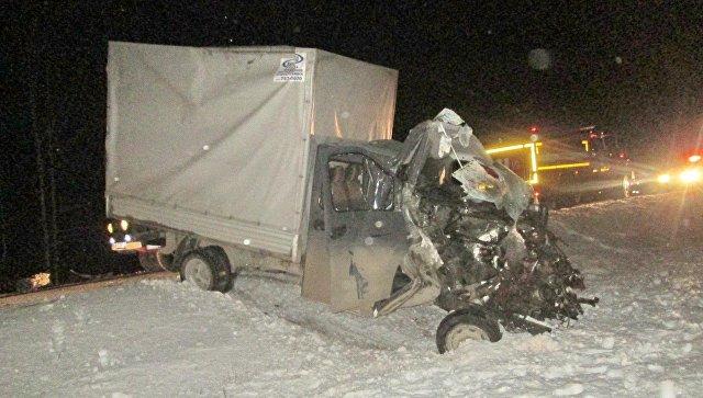 В Челябинской области арестовали водителя после ДТП с пятью погибшими