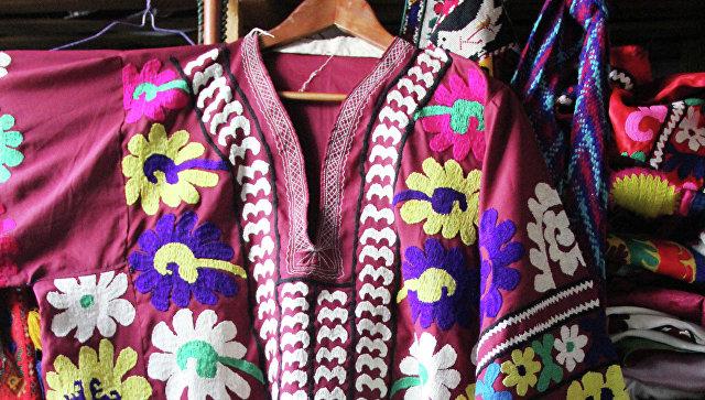 Искусство вышивания чакана в Таджикистане вошло в список наследия ЮНЕСКО
