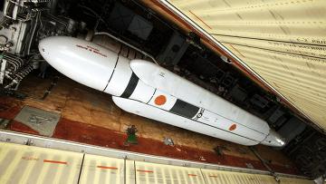 Крылатая ракета. Архивное фото