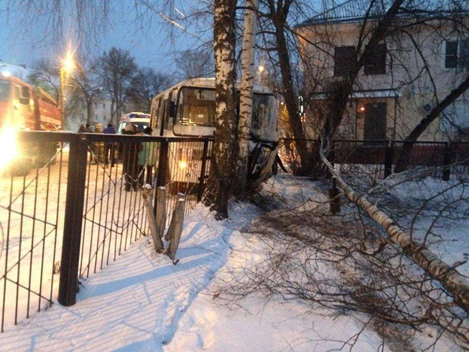 Число пострадавших в ДТП с автобусом в Ивановской области возросло до 15