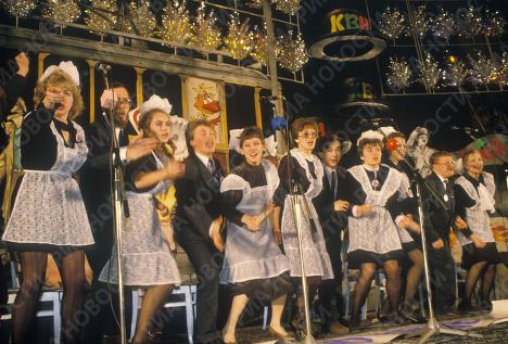 Всесоюзный фестиваль КиВиН-90