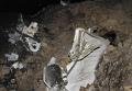 На месте аварии самолета Су-24М