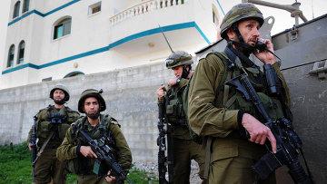 Израильская армия. Архивное фото.