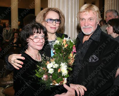 В. Васильев, Е. Максимова, И. Чурикова
