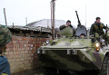 Спецоперация по уничтожению боевиков