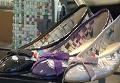 Обувь из газетных отходов, в которой можно бегать по лужам