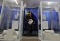 На Украине проходят выборы президента страны