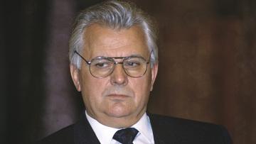 Леонид Макарович Кравчук. Архивное фото