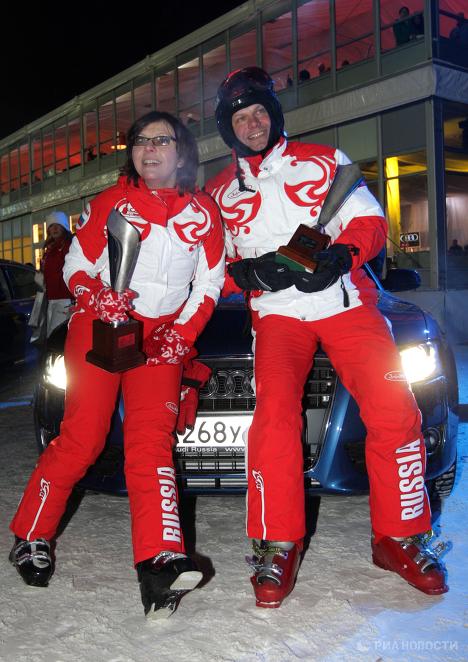 Турнир среди звезд на кубок Audi Stars Cup