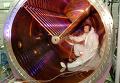 Линейный ускоритель в Гельмгольцевском центре исследования тяжелых ионов в Дармштадте (Германия)