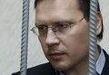 Валерий Носов перед началом заседания в Тверском суде. Архив