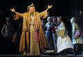 Генеральная репетиция спектакля Вишневый сад в постановке Марка Захарова в театре Ленком