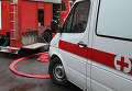 Пожарная машина, скорая помощь