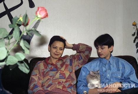 Дети хакамады ирины муцуовны фото
