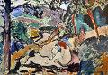 Похищение картин в Париже, картина Анри Матисса
