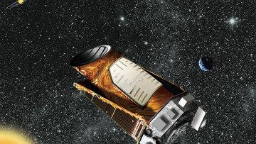 Космический телескоп Кеплер. Архивное фото