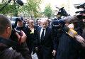 Полиция Польши доставила Ахмеда Закаева в Окружную прокуратуру в Варшаве