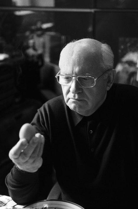 Михаил Горбачев. Фото Юрия Роста