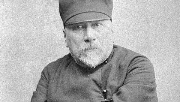 Русский писатель Николай Лесков. Архив