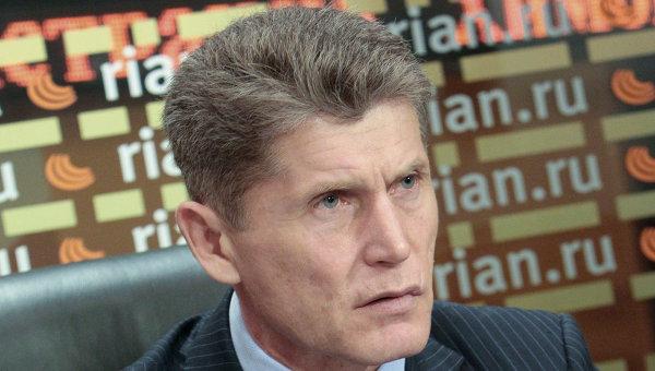 Кожемяко олег николаевич губернатор амурской области инн