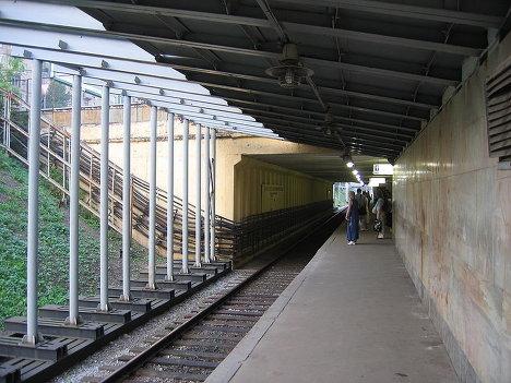 Станция метро Багратионовская. Архивное фото