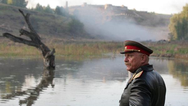 Никита Михалков в фильме Утомлённые солнцем-2, Цитадель