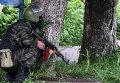 Спецоперация против боевиков проходит в Нальчике