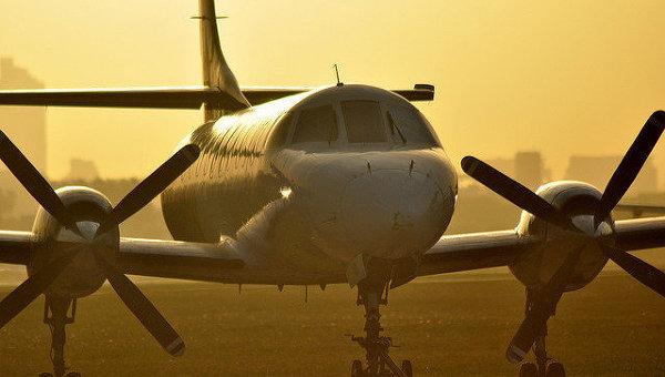 Самолет Saab 340 авиакомпании Sol. Архивное фото