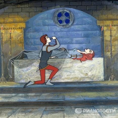 картинки ромео и джульетта рисунки