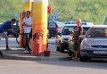 АЗС в Минске работают по новым ценам