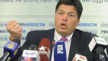 Михаил Маргелов. Архивное фото