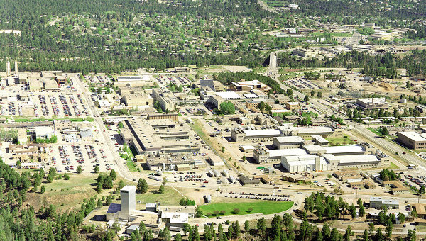 Лос-Аламосская национальная лаборатория (ЛАНЛ). Архив
